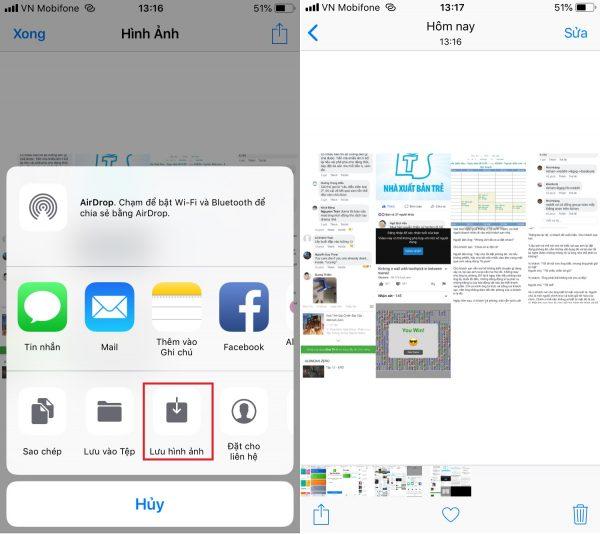 Sforum - Trang thông tin công nghệ mới nhất ảnh-5-1-600x534 Cách ghép ảnh trên iPhone bằng Siri Shortcuts