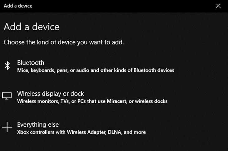 Cách kết nối laptop với loa Bluetooth