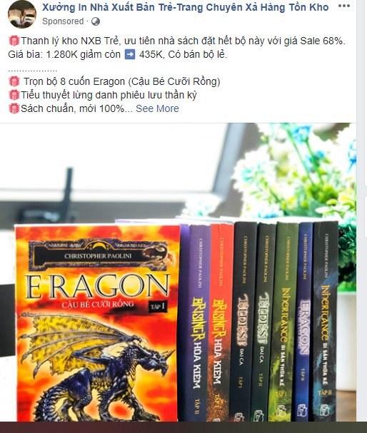 Có nên mua sách ở những Fangpage bán trọn bộ không ạ?