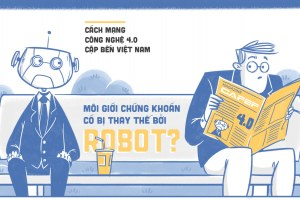 Sự phát triển cách mạng 4.0 ở Việt Nam cùng tiềm năng tương lai