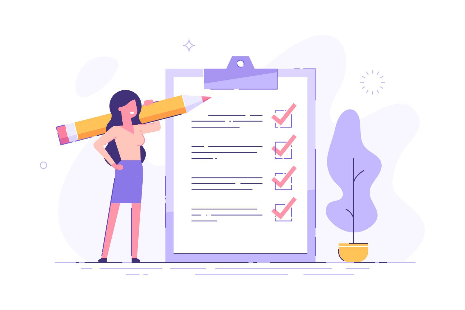 Checklist công việc là gì? Những điều một nhân viên nên làm - Connect.vn -  Mạng xã hội hỏi đáp, đánh giá và chia sẻ